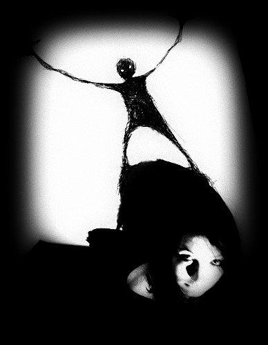 La vie n'est pas un rêve d'ailleurs, j'en fais des cauchemards...