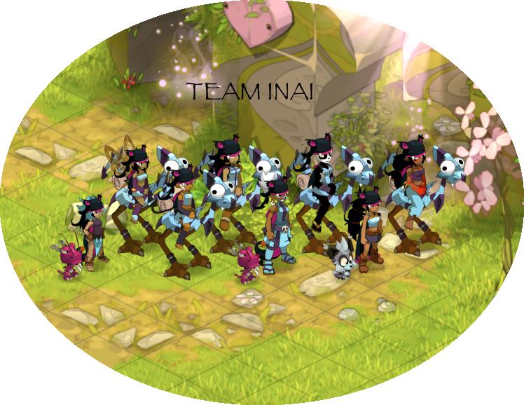 Team INAI serveur mylaise.