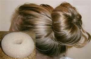 Comment fabriquer un donuts a cheveux ??