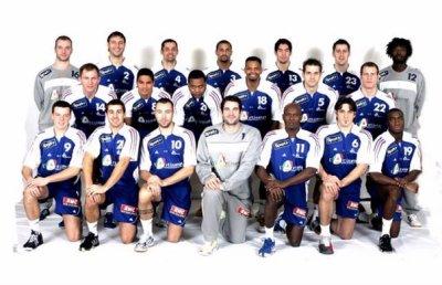 ekipe de france de handball les expers