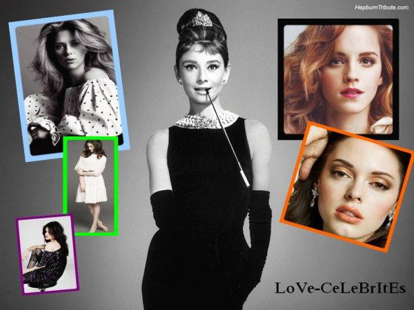 Quelle est ton actrice favorite ?