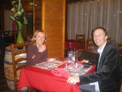 """Restaurant  """"Au bout du monde"""" à Laives"""