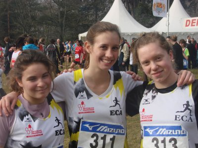 Pré-France de cross-country à Lons-le-Saunier : un quatuor chalonnais à Paray-le-Monial.