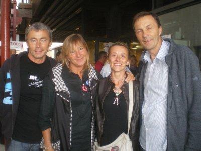 marathon du Cognac à Jarnac
