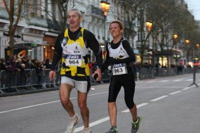 35ème corrida de l'Entente Chalonnaise d'Athlétisme