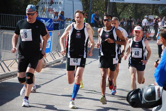 Marathon des Entreprise de la Roche Vineuse