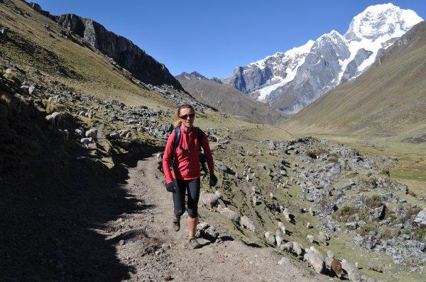 Huayhuash Trail (Pérou)