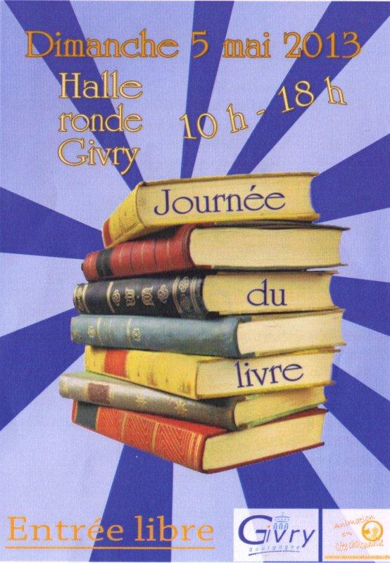 Salon du livre de Givry
