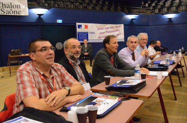 Les assises du pratiquant sportif et des territoires de Saône-et-Loire