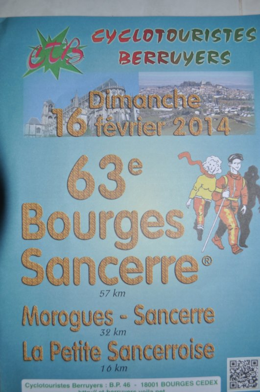 Causerie à Jugy et Bourges-Sancerre