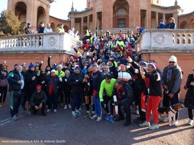 14a maratona di San Silvestri di Calderara di Reno - Bologna (Italia)