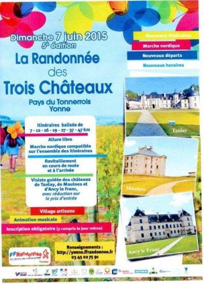 47 km dans l'Yonne