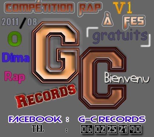 Compétition G-c  Records Gratuite 2011/08/..  ; v1
