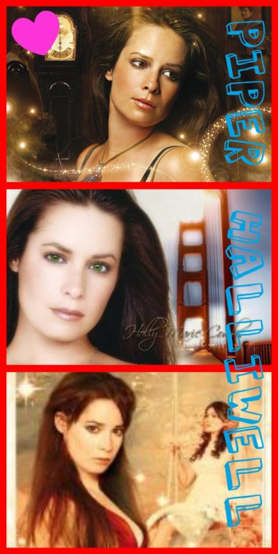Piper Halliwell * Holly Marie Comb