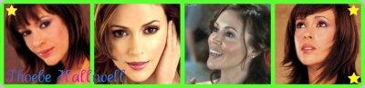 Phoebe Halliwell * Alyssa Milano