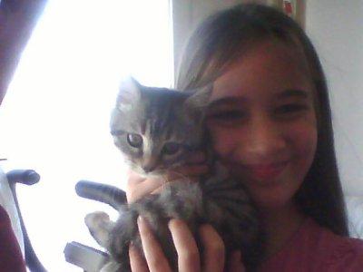 Sa c'est ma soeur avec ma Fifi!JVM