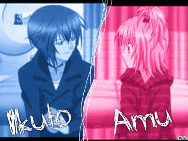 UN GARS UNE FILLE version SHUGO CHARA(AMUTO)