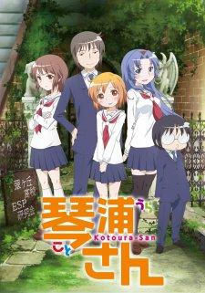 #Anime Fiche 1#                 ~~ Kotoura-san ~~