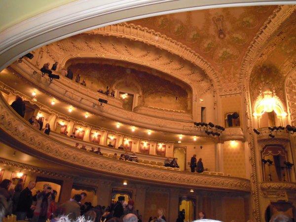 Superbe après-midi à l'opéra de Vichy !