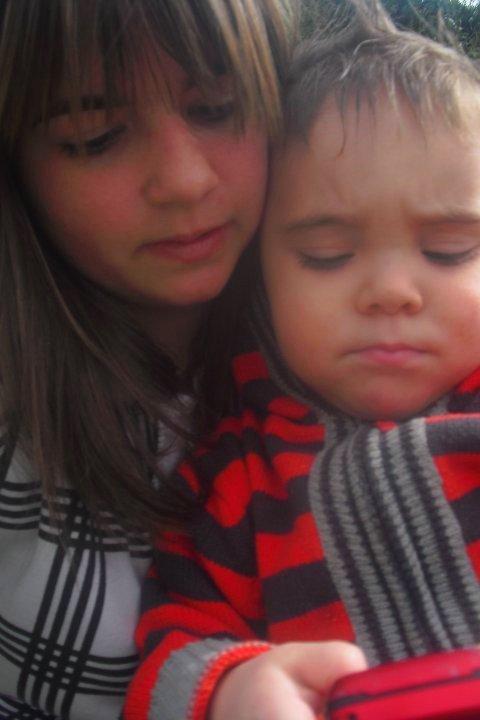 *Mon ange , mon bébé , celui qui me fait rêvé depuis le 10.03.2008 ♥