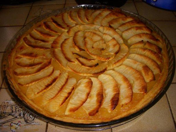 la bonne tarte au pomme