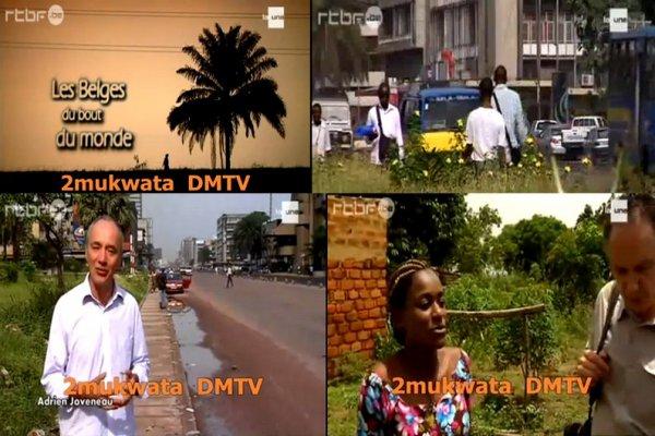 Emission Belges du Bout du Monde Speciale RD CONGO