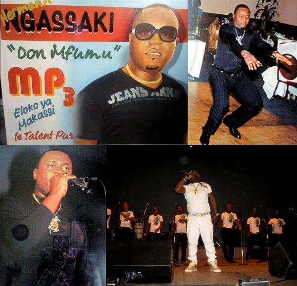 L'album Sacerdose d'Herman Ngassaki bientôt sur le marché