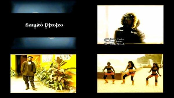 Découvrez le Clip de la chanson Danny Lokwa de Smalto Dizoizo