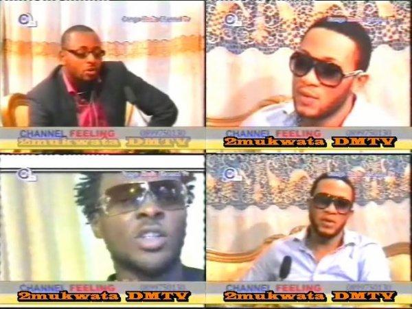 4 CHAPITRES POUR LE BEAU GARS SUR Congo Media Channel