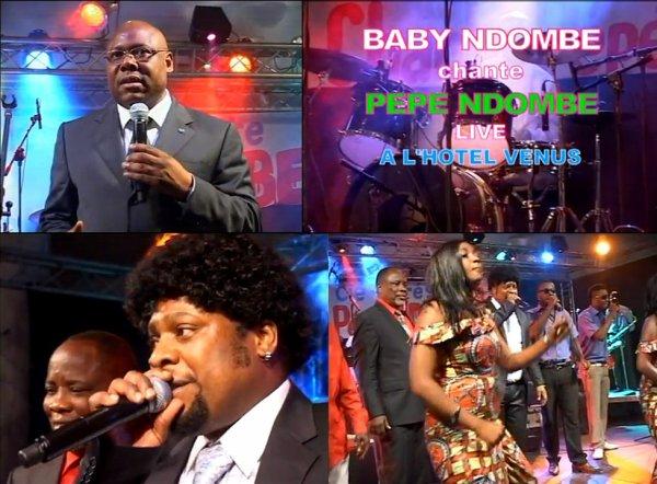 BABY NDOMBE CHANTE PEPE NDOMBE