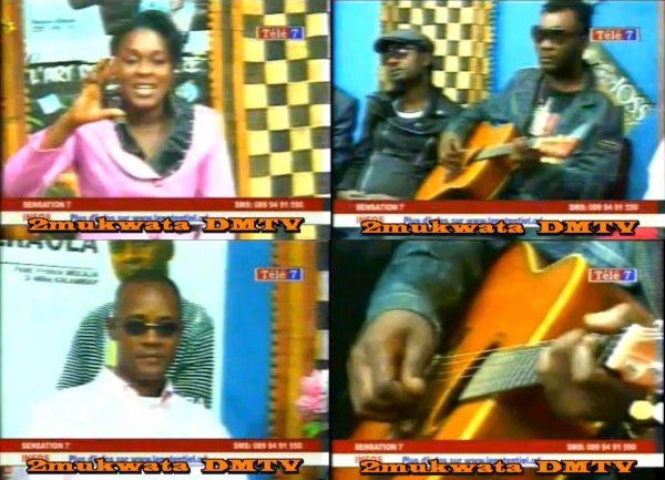 Extrait de Diva au Bal des vacanciers + les musiciens du QL après Koffi chante Antoine