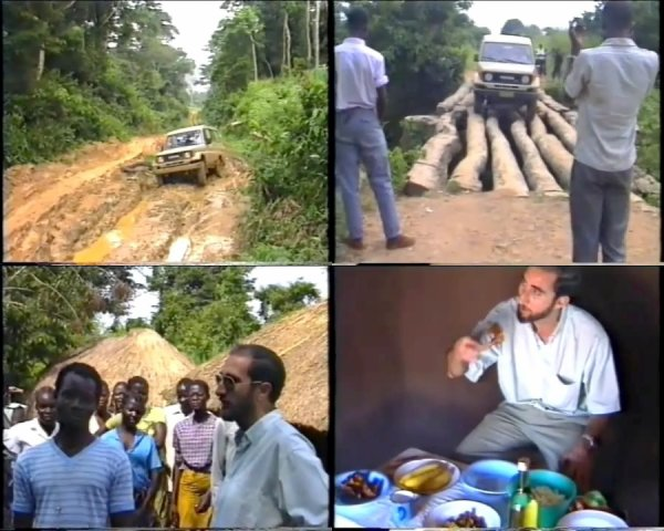 Us et Coutumes : Documentaire sur un Missionnaire Espagnol au Congo