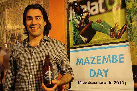 Aujourd'hui 14 Décembre : MAZEMBE DAY au Brésil