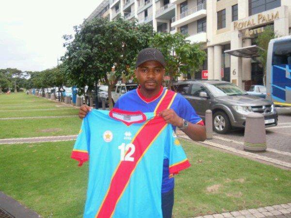 Le peuple Congolais veut voir TIGRE YVES DIBA - ILUNGA face au MALI
