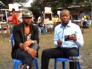 Masolo ya Boîte Noire chez JOE BANGATO avec NICODEME