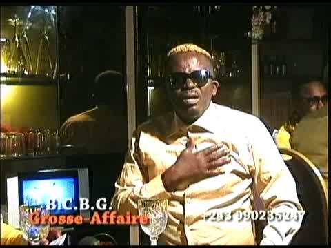 Emission grosse Affaire Eyambi ZULEMA de Wenge Bcbg