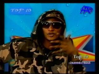 Mignon Abraham invité dans l'émission Top 10 ( Masolo ya Passe en Or )