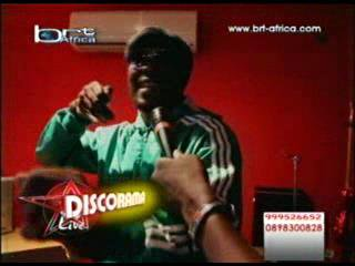 émission Discorama au Studio avec DEPLIK et Papy kakol Masolo ya Flèche Ingeta