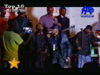 LIDJO KWEMPA & STINO chantent Kimpiatu de Kester Emeneya