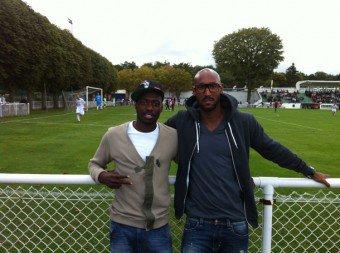Nicolas Anelka bientôt à Kin avec Youssouf Mulumbu