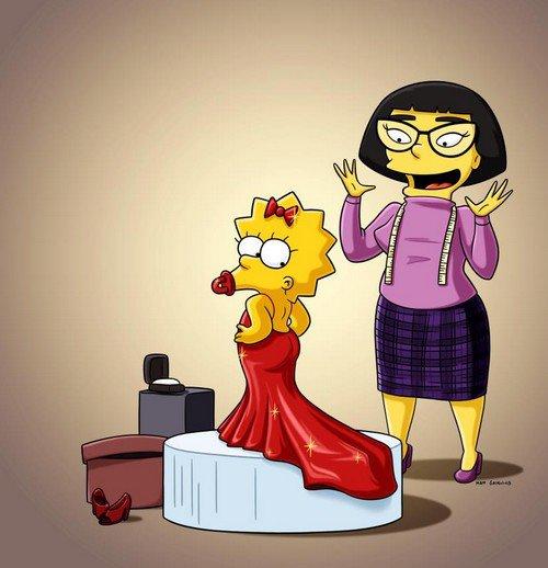 Maggie au Oscar !