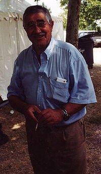 Henry Delage éleveur de JDL.