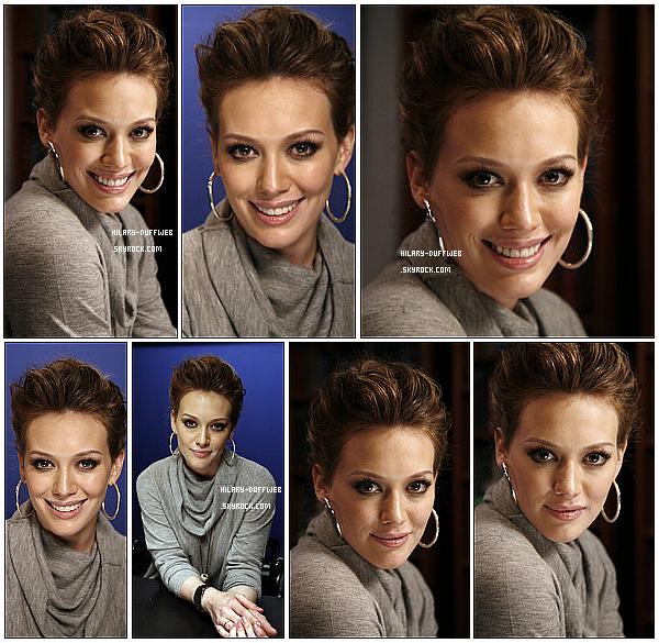 .Photoshoot Portrait d'Hilary à New York VOS AVIS .