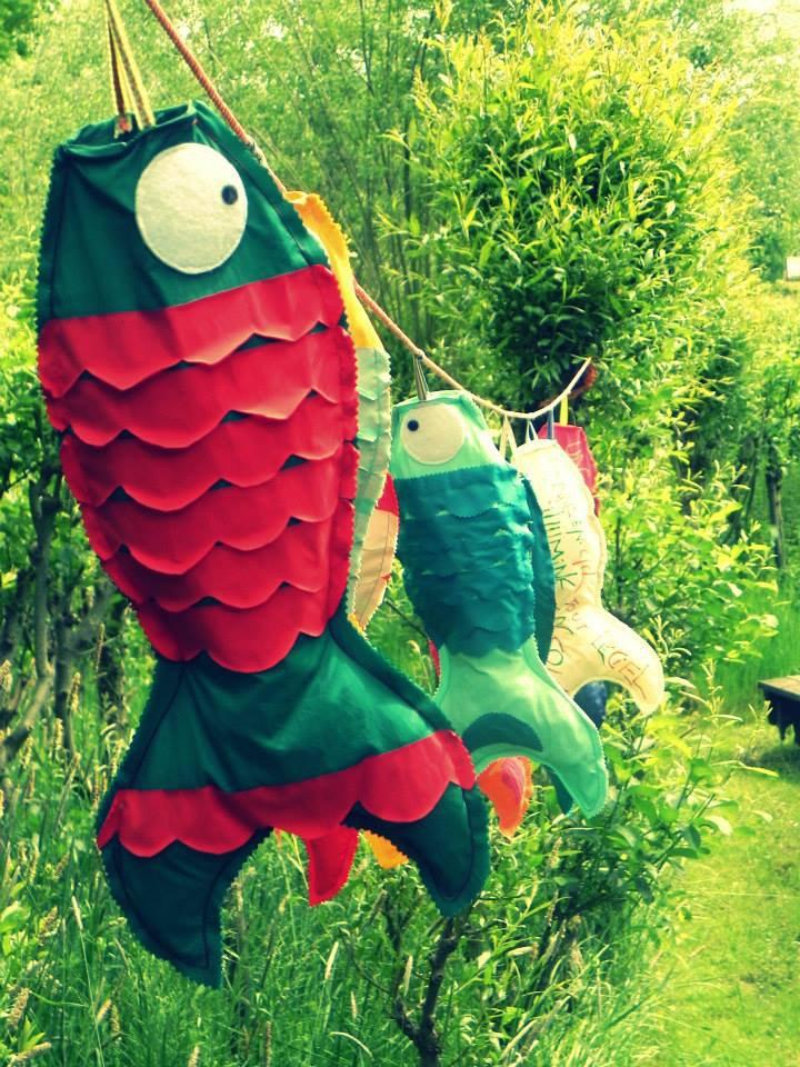 Mes petits poissons ♥