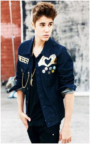 L'histoire de Justin Bieber ♥