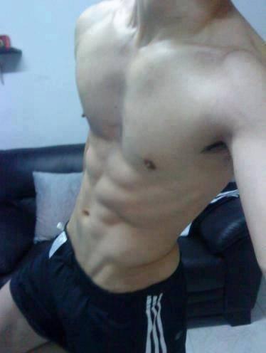 hum bo mec musclet je ve coucher avec lui ^^