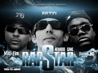 FAMILY AFFAIR / Rapstar (Damon Mc, Ratpi & Mac-Fire) (2011)