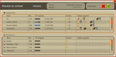 donjon kimbo challenge +105%