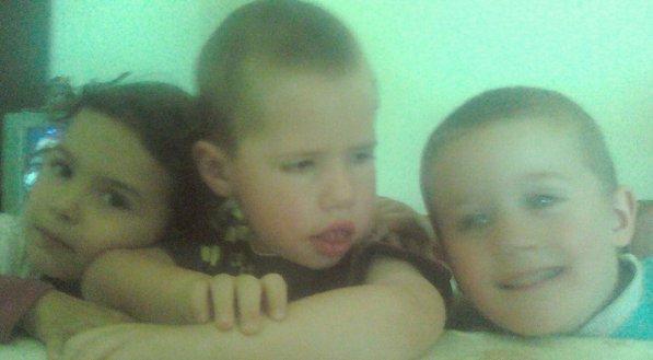 les trois mamour