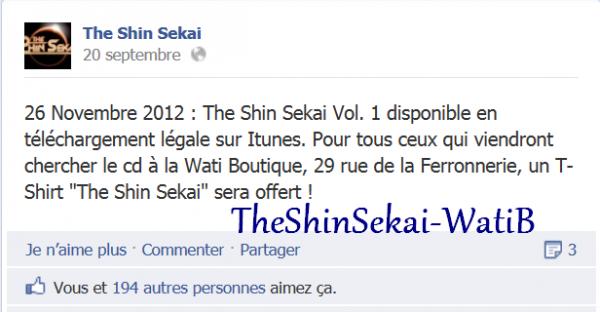 The Shin Sekai volume 1